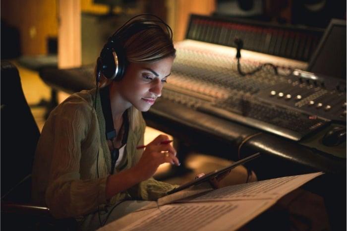 Music Production School in California