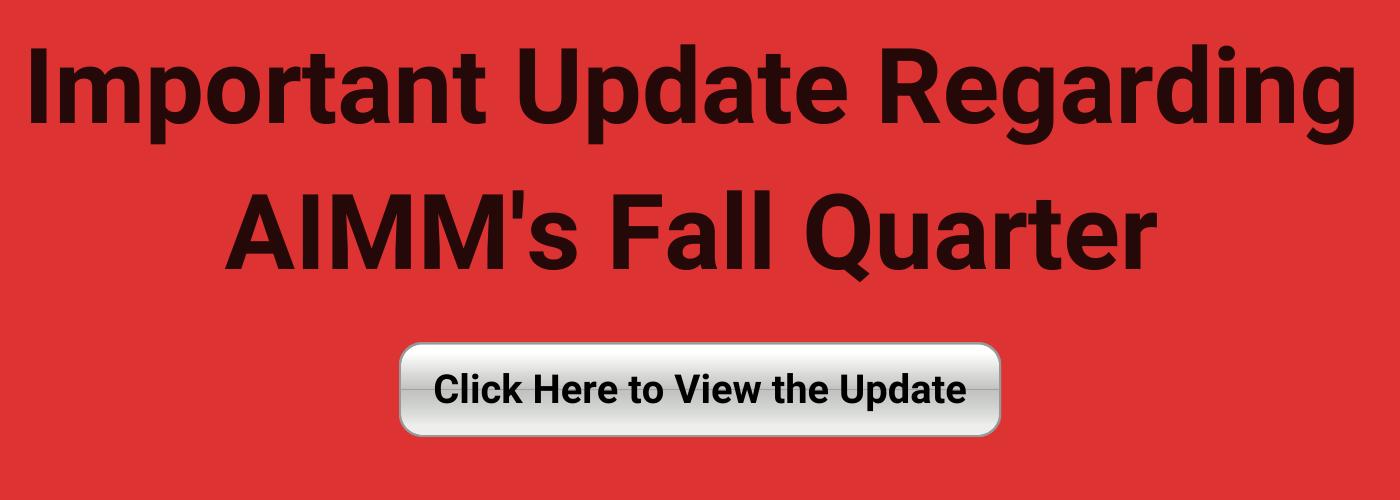 AIMM Update
