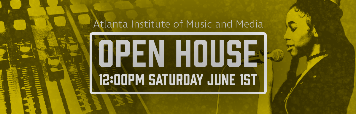 Atlanta Institute of Music and Media Open House 2
