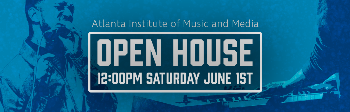 Atlanta Institute of Music and Media Open House