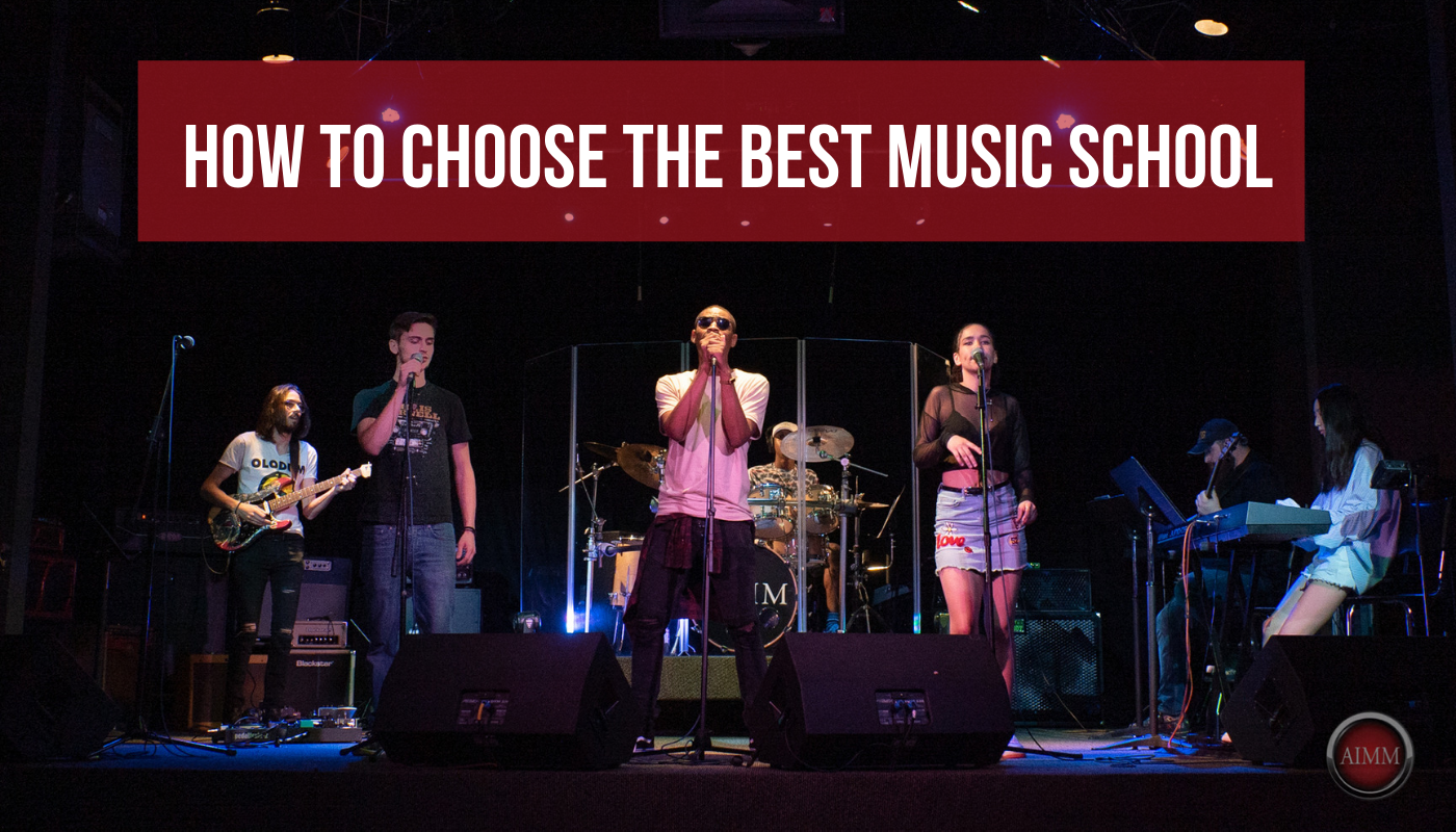 How to Choose the Best Music College