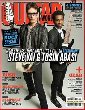 A Day in the Life of Guitarist and AIMM Graduate Tosin Abasi